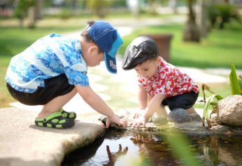 Child Psychology Dealing with Sibling Rivalry