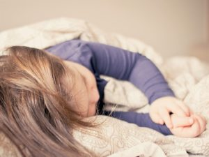 child psychology sleep